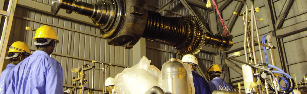 Rotating Equipment Controls And Operation