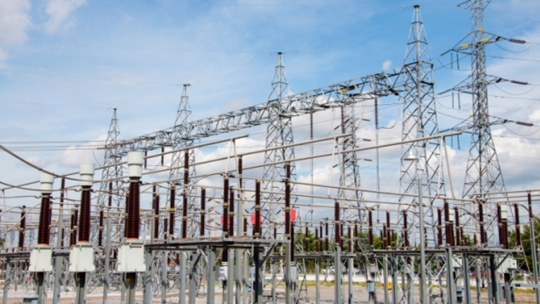 Electric Power Substation Maintenance And Safety