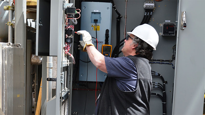 Troubleshooting Of Electrical Equipment & Control Systems
