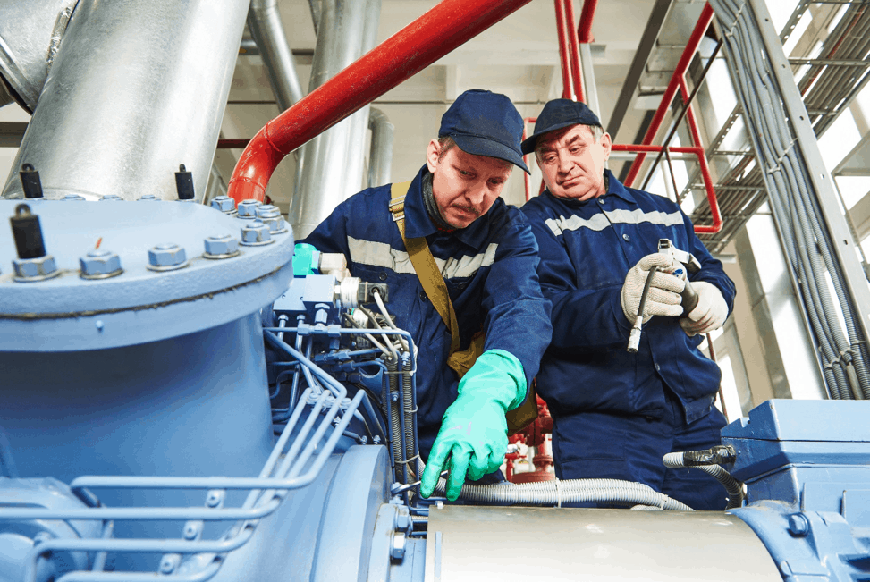 Maintenance Of Process Plant And Equipment
